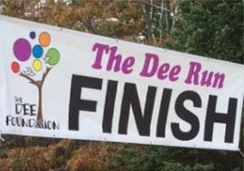 Dee Run Flag